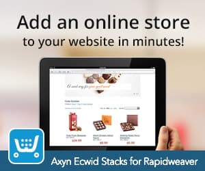 Ecwdi eCommerce, add an online store